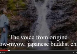 The voice from origine~Show-myow, japanese buddist chant~